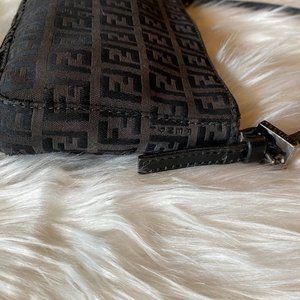 Fendi Bags - Fendi Mini Bag Zucca Monogram Baguette